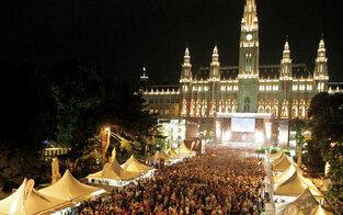 Film Festival am Rathausplatz begeistert