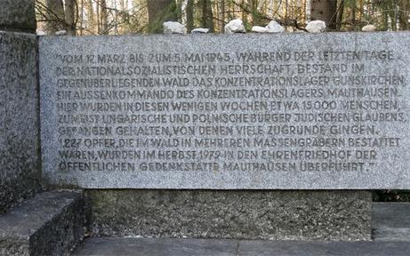 KZ Gunskirchen in OÖ: Massengräber übersehen?