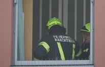 Medizinischer Notfall: Feuerwehr musste Zelle aufbrechen