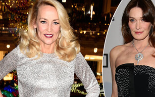 "Jerry Hall: ""Ich hasse Carla Bruni"""