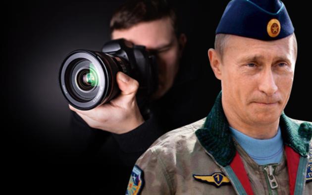 Putin Spion