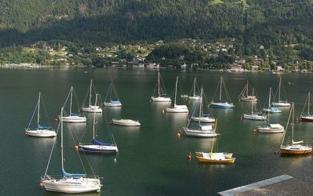 Ossiacher See  - Gerlitzen Alpe