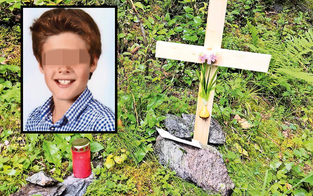 Bursch (13) stürzt mit Papas Motorrad in den Tod