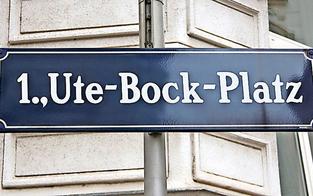 Luegerplatz soll Ute-Bock-Platz heißen