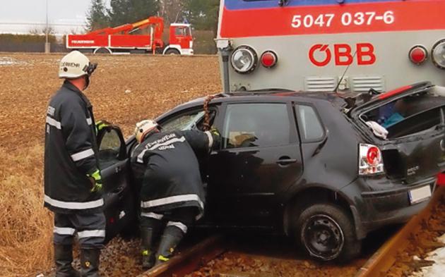 Zug-Crash
