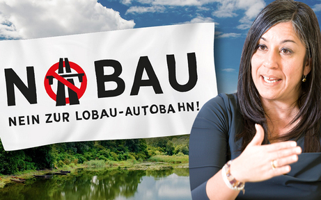 """""""Nobau"""": Grüne sticheln weiter gegen Lobautunnel"""
