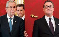 Präsident verabschiedete Hirscher & Co