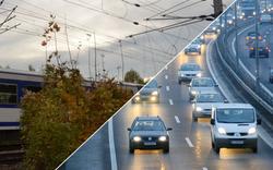 Verkehrskollaps in und um Wien