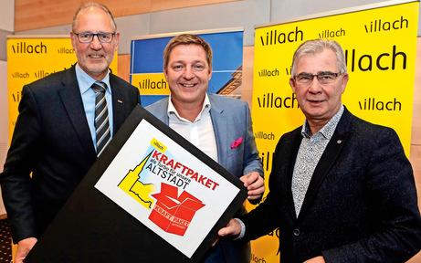 Villach: Stadt streicht jetzt Gebühren