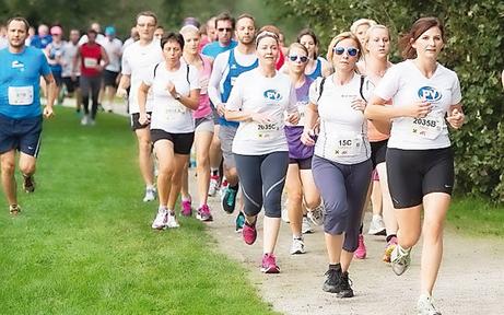 St. Pölten: Vision Run & Charity-Lauf für Kira