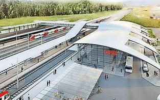 ÖBB investiert 460 Mio. Euro in Bahnausbau
