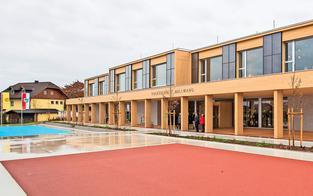 Neue Schule für Hallwang