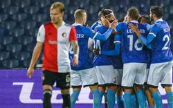 WAC feiert Sensations-Sieg bei Feyenoord
