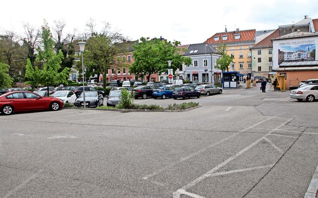 Waagplatz Klagenfurt