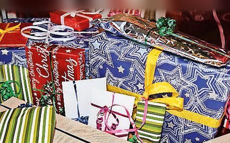 Tiroler geben 380 € für Geschenke aus