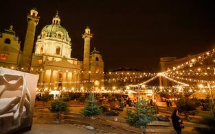 Am Weekend ist Wien völlig ausgebucht