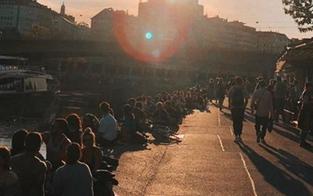 Neue Corona-Partys: Ansturm auf den Donaukanal