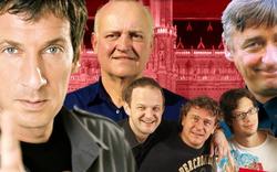 Kabarett-Festival: Viktor Gernot  & Co. laden ein