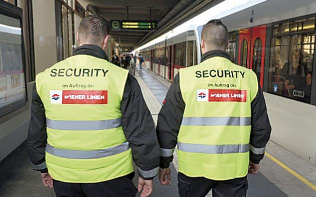 Wiener Linien Security