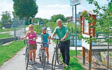 Neustädter Kanal wird zur Attraktion für Touristen