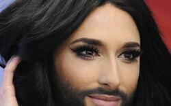 Conchita Wurst präsentiert Song Contest-Lied
