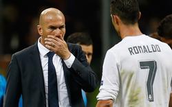 Schreiduell? Zidane verteidigt Ronaldo