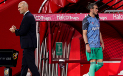 Real-Star Bale weigert sich zu spielen