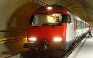 Lokführer verhindert schweres Zug-Unglück in Tirol