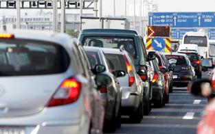10-Kilometer-Stau auf Tangente legt Wiener Abendverkehr lahm