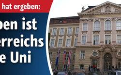 Leoben ist Österreichs beste Uni