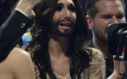 Song Contest-Sieg: So weinte Wurst vor Freude