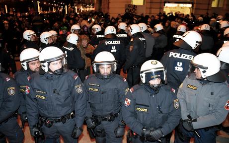3.000 Polizisten und Privat-Security