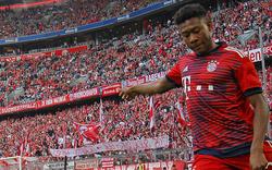 Schock: Bayern bangt um Alaba