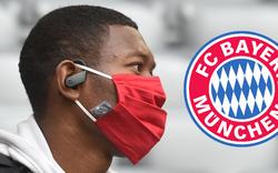 Alaba über neuen Bayern-Vertrag: 'Schau ma mal'