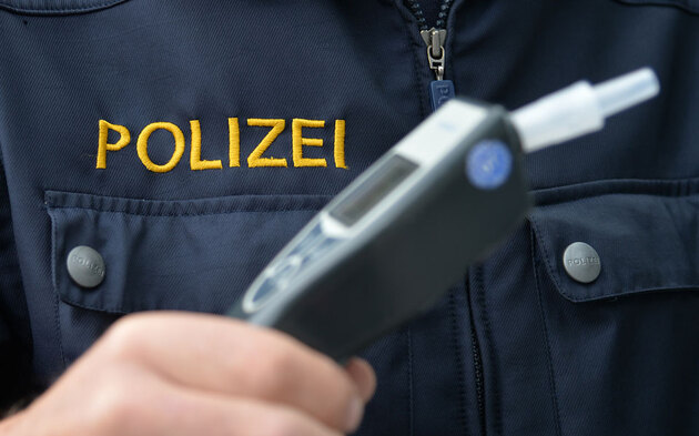 Alkolenker Polizei