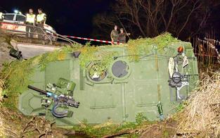 Schwerer Unfall am Truppenübungsplatz Allentsteig