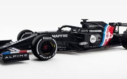 Renault wird zu Alpine: Neuer Name, neue Lackierung