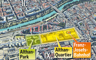 Aufstand der Wiener gegen 126-Meter-Turm