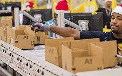 Amazon-Panne: 50 Pakete für Student