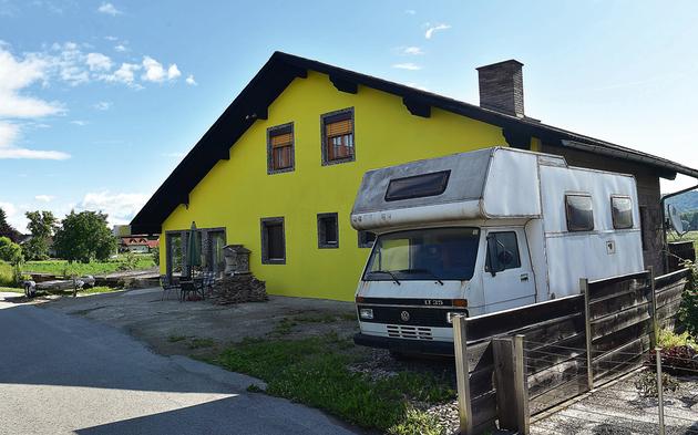 Amok-Killer Haus Graz