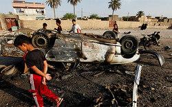 Irak: Mehr als 39 Tote bei Anschlägen
