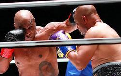 Mike Tyson feierte nach 15 Jahren Ring-Comeback