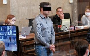 """""""Spion"""" tötete Ehefrau mit Kinderbett-Holzlatte"""