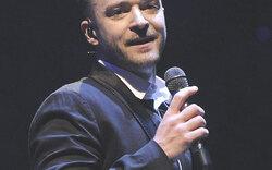 Justin Timberlake: Seine Live-Show in Wien