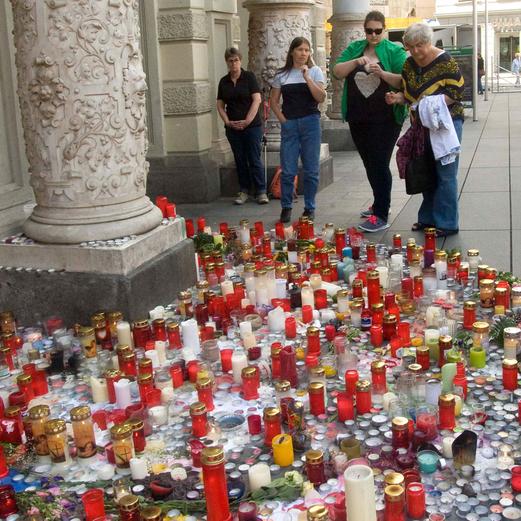 Graz: Eine Stadt in tiefer Trauer