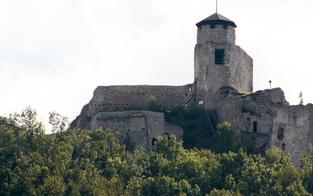 Leiche auf Burgruine Araburg entdeckt