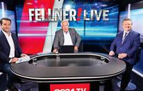Ludwig gegen Nepp: Erstes TV-Duell als Schlagabtausch