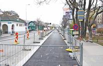Erfolg für ÖSTERREICH: Wiental-Radweg früher fertig