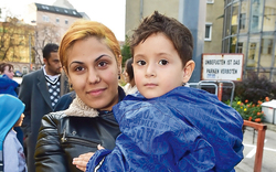 Wien zeigt Herz und nimmt alle Kinder-Flüchtlinge
