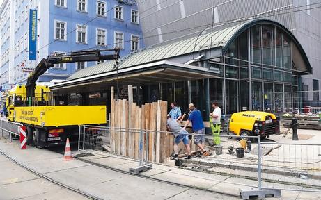 Westbahnhof: Mann ins Koma geprügelt